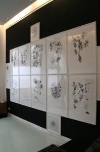 Ausstellungsansicht, straik gallery, Hamburg, 2010